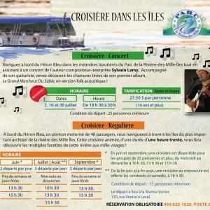 Affiche Croisière 2